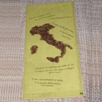 MONOUSO GENERICO ,CONF.1000 B.PORTAPOS.C.PAGLIA VINITALY
