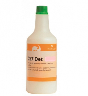 DETERGENZA ,CS7 DET FORTE SUPER SGRASS.MARS.ML.750