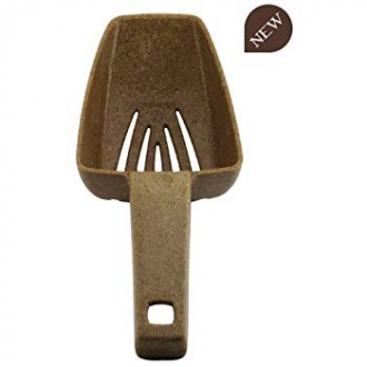 ACCESSORI DA BAR ,PALETTA GHIACCIO WOOD C/FESS.10OZ B014WD