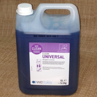 DETERGENZA ,TANICA LT.5 MASTER CLEAN UNIVERSAL PAVIM