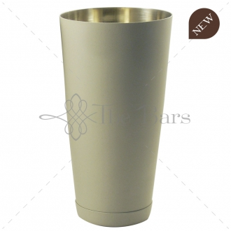 ACCESSORI DA BAR ,TIN INOX ML.900/OZ.28 SABBIA TIN04SD