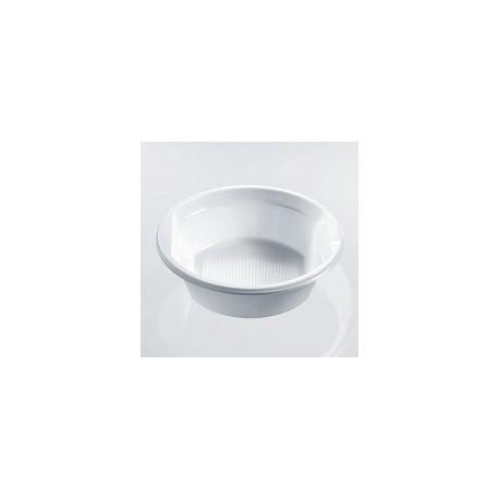 MONOUSO GENERICO CONF.50 SCODELLE PLASTICA BIANCHE CC.500